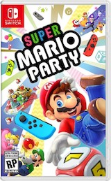 Super Mario Party : en pleine forme !