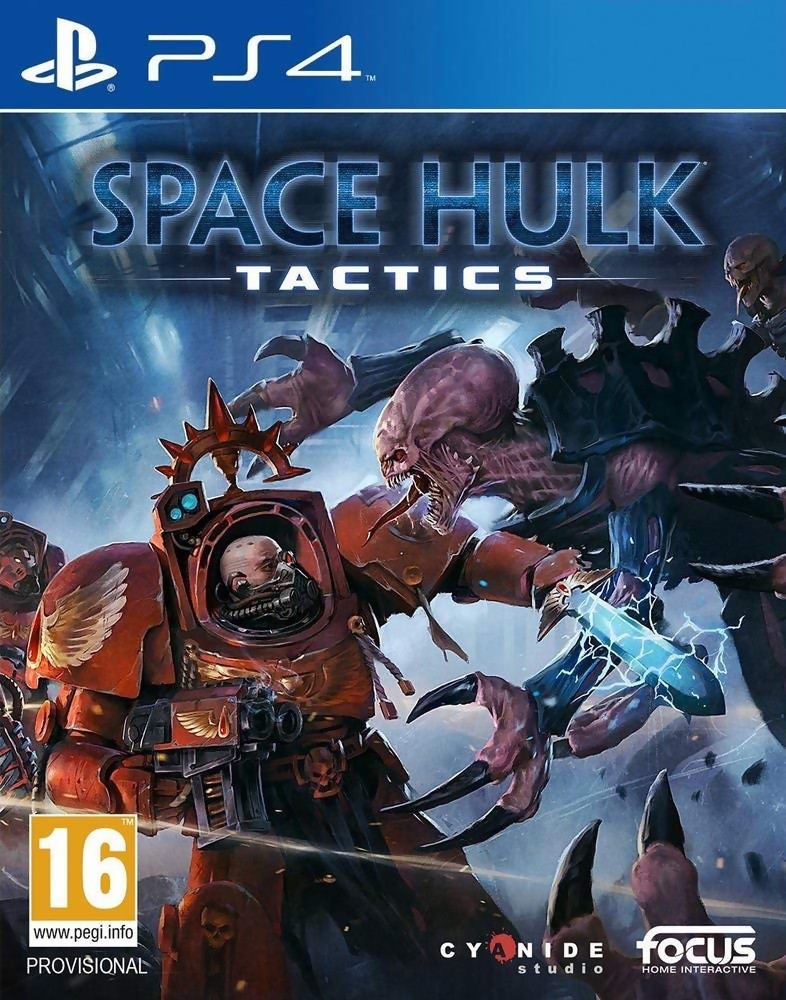 Space Hulk Tactics : 40.000 raisons de mourir !