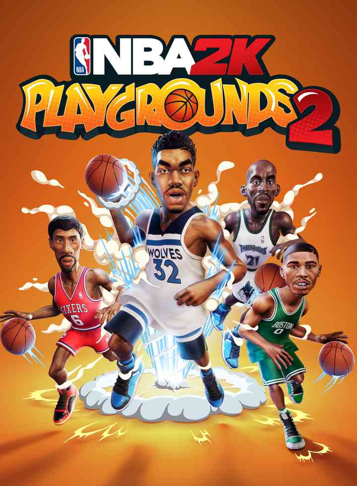 NBA 2K Playgrounds 2 : showtime basket !