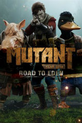 Mutant Year Zero – Road to Eden : The Bearded Ladies met le Stratégie-Tactical à l'honneur !