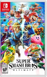 Super Smash Bros. Ultimate : Toujours plus Ultime !