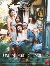 Une affaire de famille : La Palme d'or 2018