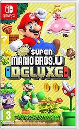 New Super Mario Bros. U Deluxe : Un portage destiné aux plus jeunes…