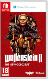 Retour sur Wolfenstein 2 The New Colossus : la version Switch