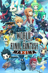World of Final Fantasy Maxima : Une version chouchoutée sur Xbox One X !