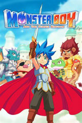Monster Boy et le Royaume Maudit : Un incontournable de cette génération !