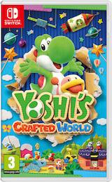 Yoshi's Crafted World : L'envers du décor recycle de bonnes idées