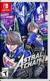 Astral Chain : Platinum Games se déchaîne sur Switch !