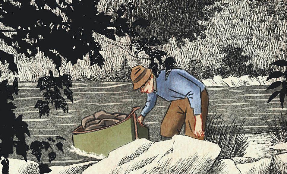 La BD du jour : Tom Thomson de Sandrine Revel (Dargaud) - MaXoE