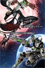 Bayonetta & Vanquish 10th Anniversary Bundle : La sorcière et Sam sont de retour !