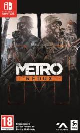 Metro Redux : La Switch se dote de deux FPS à l'ambiance sombre !