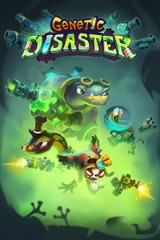 Genetic Disaster : Quand le Roguelike prend un style « cartoon »