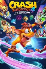 Crash Bandicoot 4 – It's About Time : Le marsupial fait un retour fracassant !