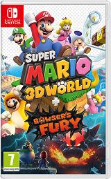 Super Mario 3D World + Bowser's Fury : Nintendo sort ses griffes