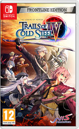 The Legend of Heroes – Trails of Cold Steel IV : La suite tant attendue est enfin sur Switch !