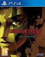 Shin Megami Tensei III Nocturne HD Remaster : Un demi-démon qui porte bien son nom